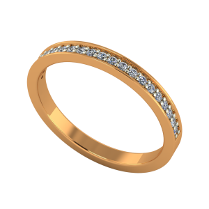Your Dream Band Gold Diamond Ring