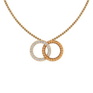 Awesome Gold Diamond Pendant