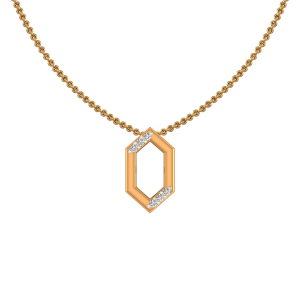Awesome Gold Diamond Pendant