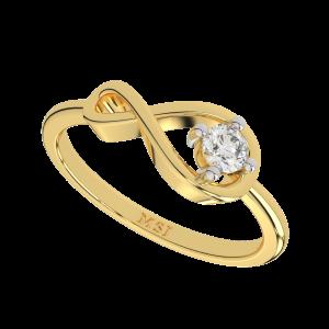 The Infinite Love Diamond Ring
