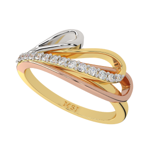 The Fashion Addict Designer Diamond Ring