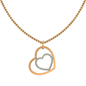 Perfect Proposal Diamond Pendant