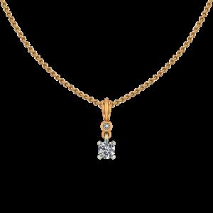 The Minimal Show Diamond Pendant