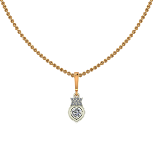 The Starry Jewel Diamond Pendant