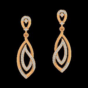 The Safari Route Diamond Earrings