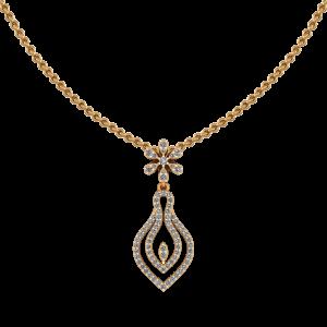 Glitter Dominance Diamond Pendant