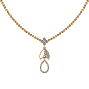 Gorgeous Glare Diamond Pendant