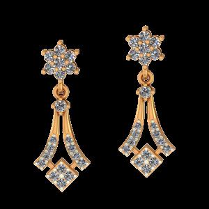 Fair Magic Diamond Earrings