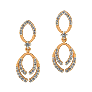 The Statement Diamond Earrings