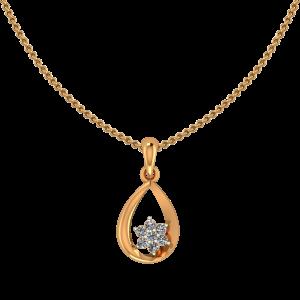 The Starry Night Diamond Pendant