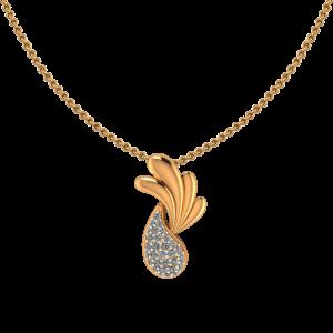 The Cocktail Diamond Pendant