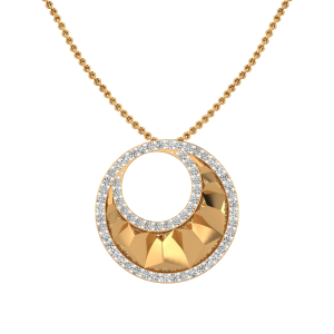 The Dreamy Affair Diamond Pendant