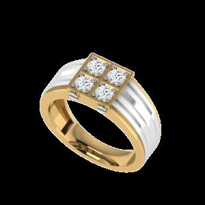 The Edward Men`s Diamond Ring