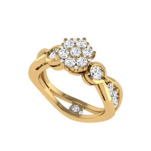 The Iconic Style Diamond Ring