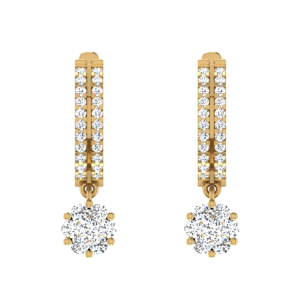 The Style Endures Diamond Dangle Earrings