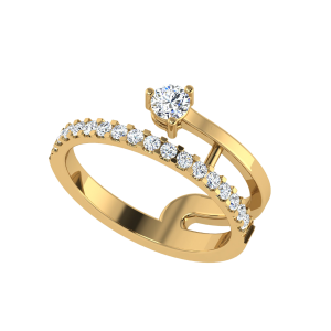 The New Beginning Diamond Ring