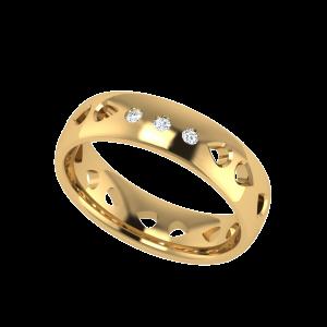 Focus On The Good Diamond Ring