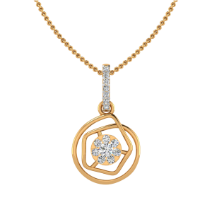 The Wanderlust Diamond Pendant