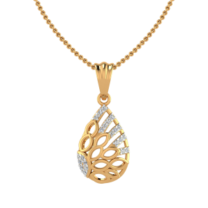 Double Deal Diamond Pendant