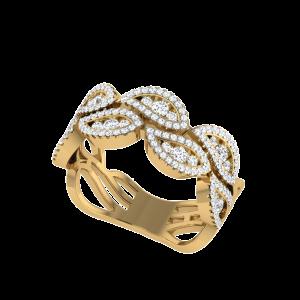 Secret Garden Designer Diamond Ring