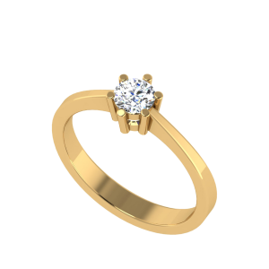The Ultimate Love Solitaire Diamond Ring