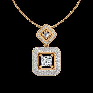 Resonate Diamond Pendant