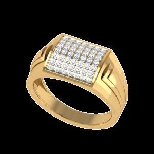 The Triton Men`s Diamond Ring