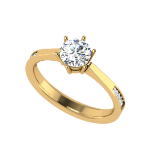 The Limited Edition Solitaire Ring