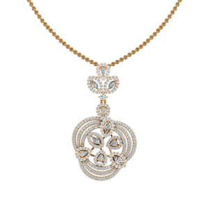 Glow N Flash Diamond Fancy Pendant