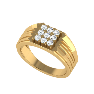 The Sparkle Kingdom Diamond Ring