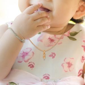Yummy Ice Cream Cone Diamond Kids Pendant