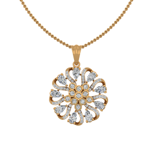 Article 404 Diamond Pendant