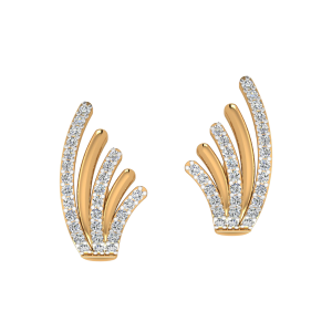 The Majestic Fashion Diamond Stud Earrings