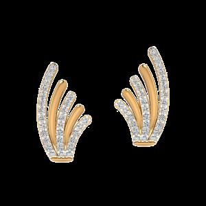 The Majestic Fashion Diamond Stud Earrings
