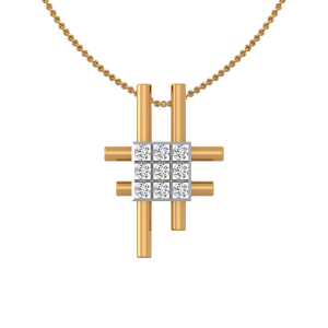 The Mystique Diamond Pendant