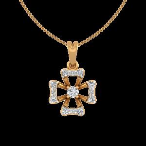 The Perfect Hues Diamond Pendant