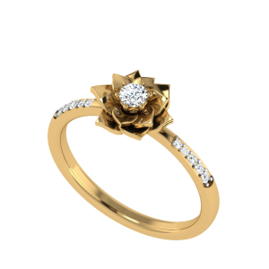 Blossom By Blossom Floral Diamond Ring