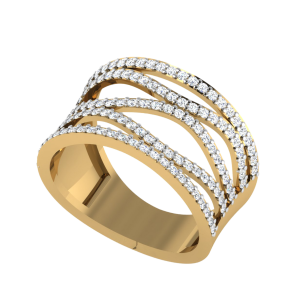 The Real Voyage Highway Diamond Ring