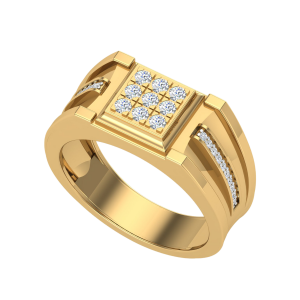 The Seleucus Men`s Diamond Ring