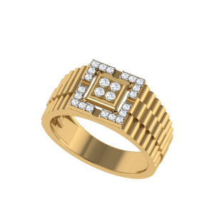 The Ramesses Men`s Diamond Ring