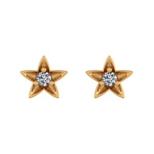 Starry Picks Diamond Stud Earrings