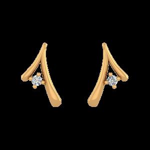 Fine N Fancy Diamond Stud Earrings
