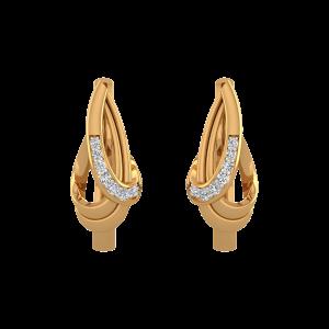 Bjutɪfʊll Diamond Stud Earrings