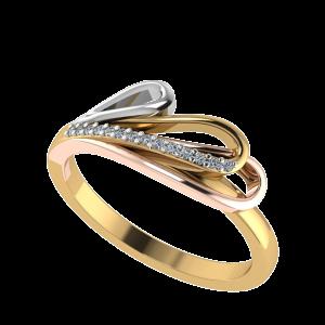 The Fashion Addict Designer Diamond Ring
