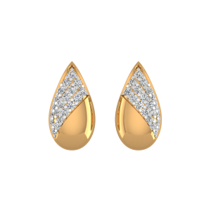 Inspire N Spark Diamond Stud Earrings