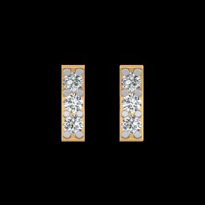 Forever Style Diamond Stud Earrings