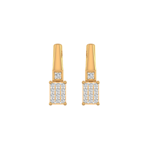 The Beautiful Thing Diamond Stud Earrings