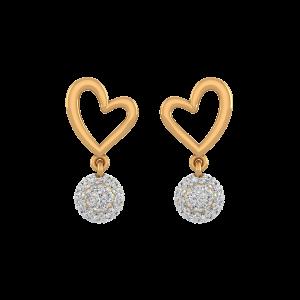 Every Dream Diamond Drop Earrings