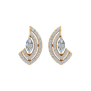 The Retake Diamond Stud Earrings