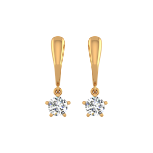 Dangle Delight Diamond Dangle Earrings